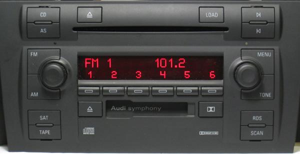 AUDI SimphonyII CQ-EA1360